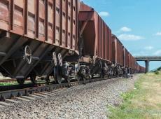 Vrachtvervoer via het spoor