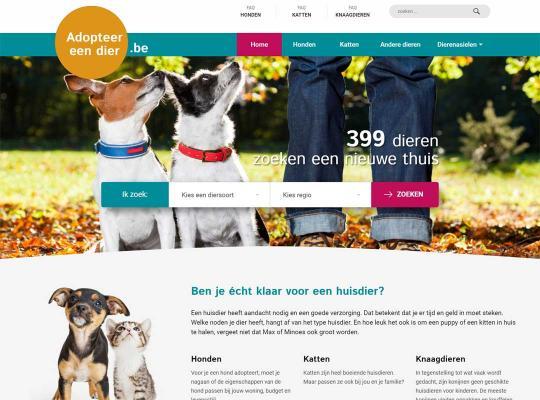 www.adopteereendier.be