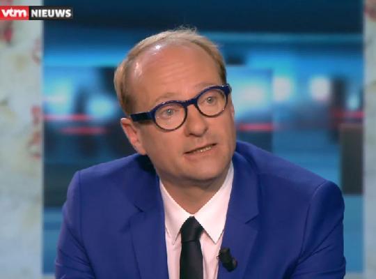 Ben Weyts VTM Nieuws