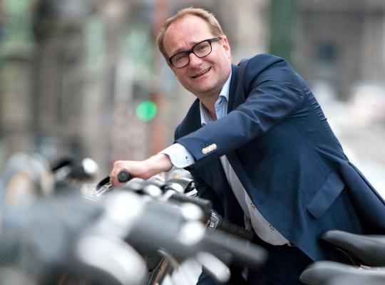 Minister Weyts promoot alternatieven voor auto op Car Free Day