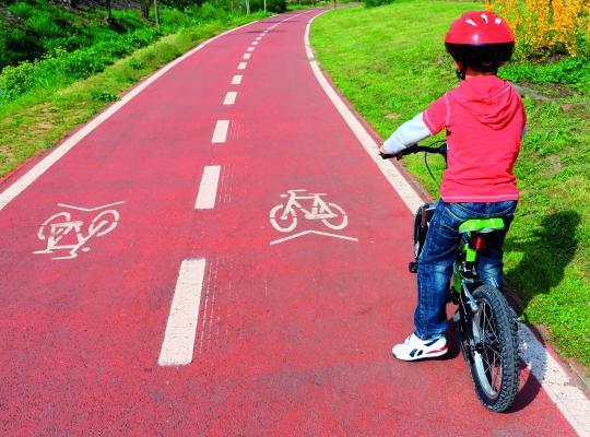 Minister Weyts investeert volop in nieuwe fietspaden