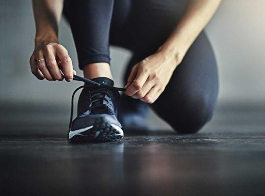 Sportschoenen lopen