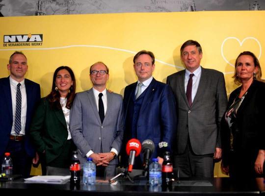 Maak kennis met de N-VA-ministers in de Vlaamse Regering