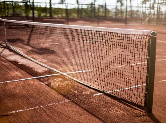 tennisveld