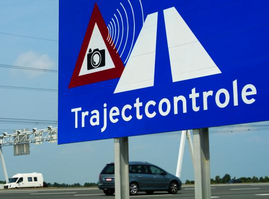 trajectcontrole
