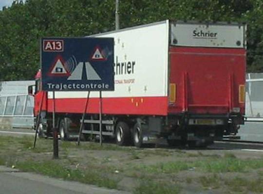 Vlaanderen gaat trajectcontroles volledig zelf bepalen én betalen