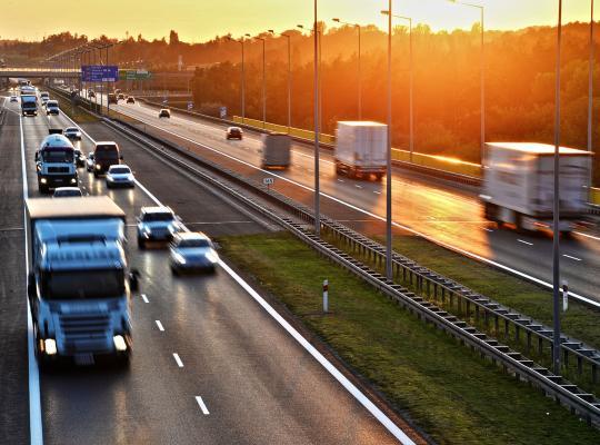 Vlaams steunpakket voor transportsector